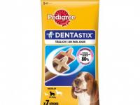 Pedigree dentastix medium, 7 stick 180 gr