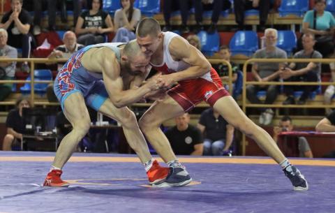 Rvači Spartaka okončali državni šampionat na trećem mestu