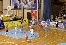 Košarkaši Spartaka savladali Konstantin iz Niša
