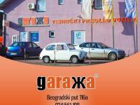 Tehnički pregled svih motorizovanih i priključnih vozila, Subotica.