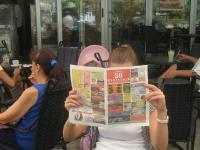 Novine, su nedeljnik, besplatne novine